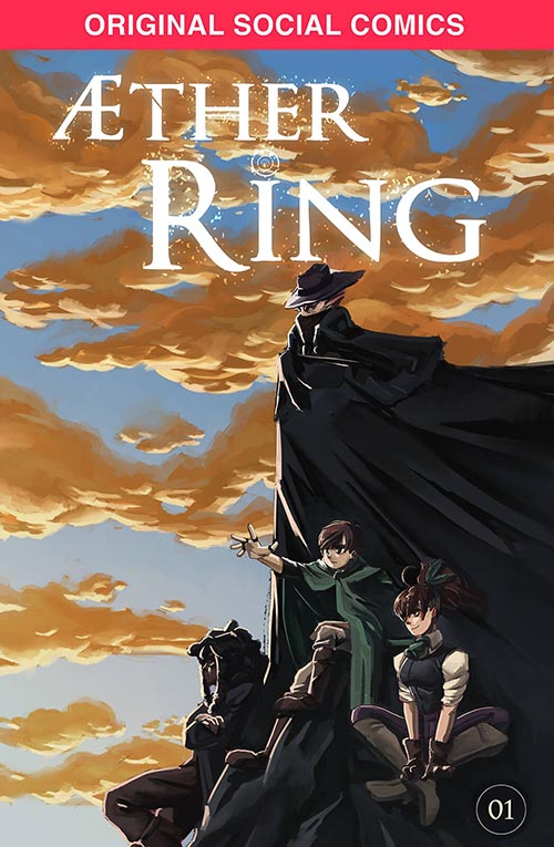 Aether Ring vol 1
