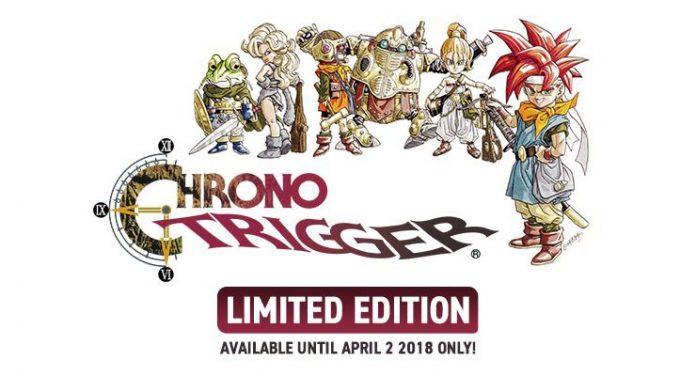 chrono trigger limited edition steam