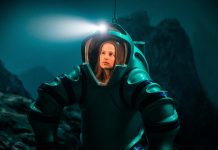 Alicia Vikander em Submersão