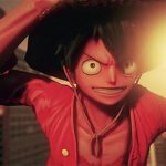 jump force luffy