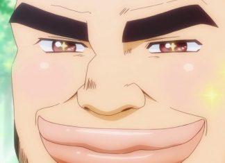 takeo gouda personagens dos animes fora do padrao de beleza thumb