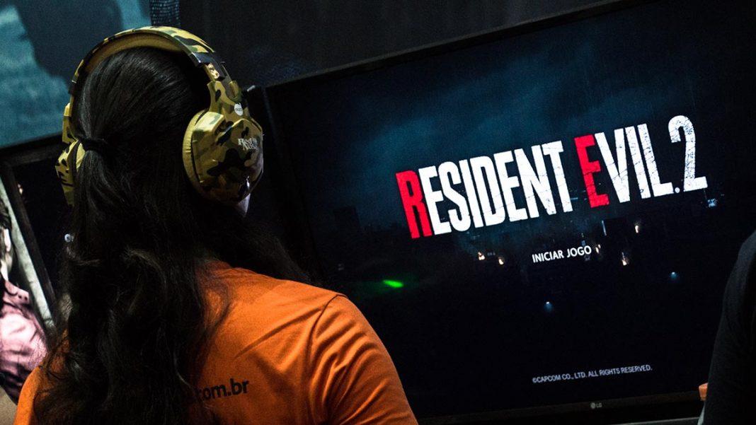 Brasil Game Show 2018 Resident Evil 2