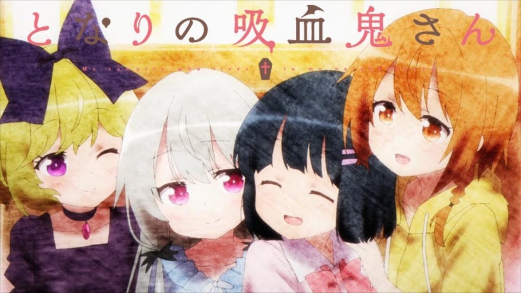 Tonari no Kyuuketsuki-san