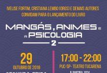 mangas anime e a psicologia convite