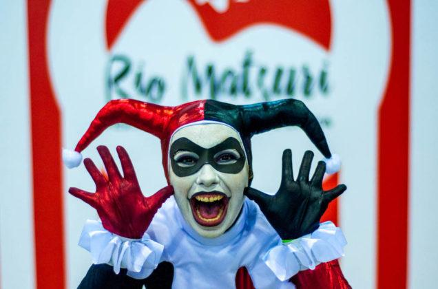 Rio Matsuri 2019 cosplay