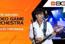 shota nakama video game orchestra bgs 2019