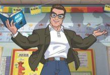 Arnold Schwarzenegger Superhero Kindergarten
