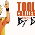 tools challenge sayonara bye bye