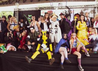 22º Ribeirão Preto Anime Fest concurso desfile
