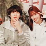 momo twice heechul super junior