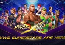 wwe king of fighters