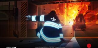 fire force segunda temporada