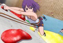 Iwakakeru - Sport Climbing Girls - primeiro gole