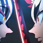 Demon Slayer: Mugen Train Akaza x Rengoku