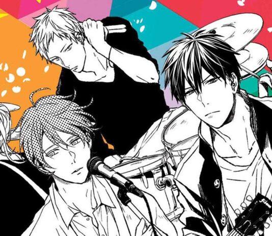 given manga