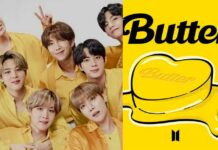 bts butter