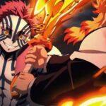 Demon Slayer: Mugen Train Akaza