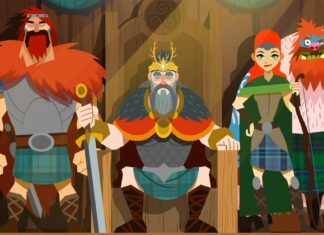 Clan O Conall and the Crown of the Stag