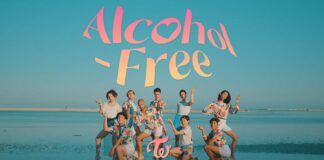 alcohol free twice
