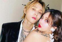 Hyuna e Dawn