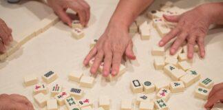 mahjong jogos de mesa