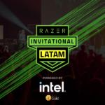 Razer Invitational Latam 2021 capa