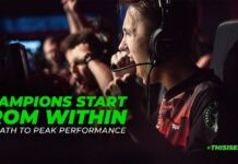 Champions Start from Within Razer